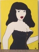 Bettie Page - Surprised by Angulique