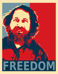 Stallman Freedom Poster by MawsCM