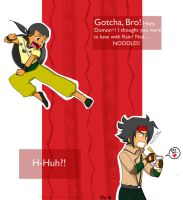 Domon, you fail. by talcardi