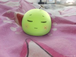 Sleeping Melon by kyupods