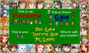 The Gaia Dating Sim by dra2k4