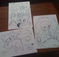 Traditional Trades : PT 2 by ToxiicClaws