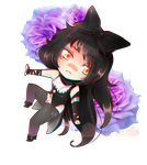 :RWBY: Blake by XMireille-chanX