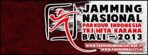 Facebook Cover - Jamming Nasional Parkour 2013 by ArtOfAdAm