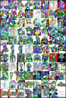 Neon Dragon from 1999 by o0NeonCola0o
