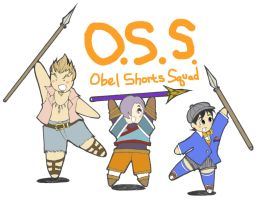 OSS:  Obel Shorts Squad by Spambi