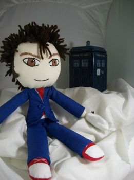 THE DOCTOR by dollmaker88