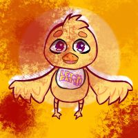 Five Night At Freddys-Chica by Elpasta
