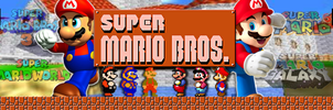 Mario Series Banner by MegaMac