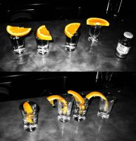 When life gives you oranges... by JoanaMary