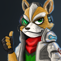 Fox Icon by InAmberClad