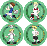 APH World Cup Set by MasterDoggeh