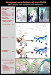 Emergency commissions - up to 40 Percent off! by Acayth