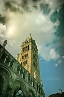 Tower of Dome by EdSinger