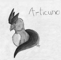.Articuno by PracticallyGeeky