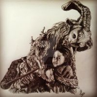 Pans Labyrinth by loudsilence21