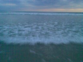 the ocean..from a camera phone by yadypoo