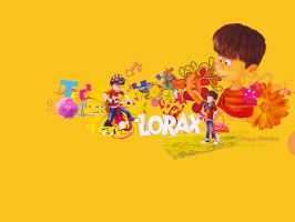 the lorax ted by AshleyJoker