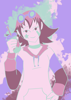 Crystal Palettes: Eva Wei by RedVioletPanda