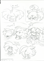 Camping Chaos PG. 4! (Sonadow collab) by BlueChaosRing