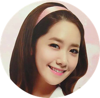 SNSD Yoona cicle Girls and Peace by yoonaddict150202