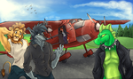 Nightriders The Battle Continues Part 9 by AxlReigns