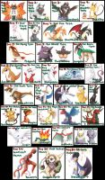 Pokecember 2013 Compilation by Fellduck
