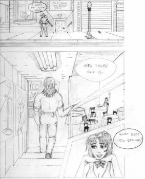 Unfinished - Page One by Niceguy-Eddie