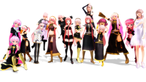My Luka Collection by Imalune