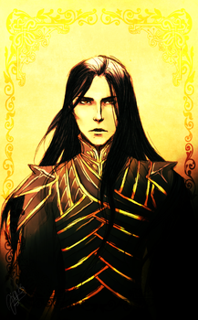Feanor by remonpop