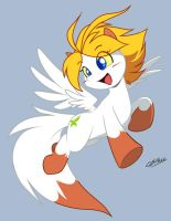 Silkie Wings by ChaloDillo