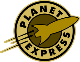 Planet Express Logo Thermion-Barrier Coat by Pencilshade