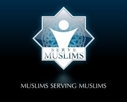 Serve Muslims logo by MS4d