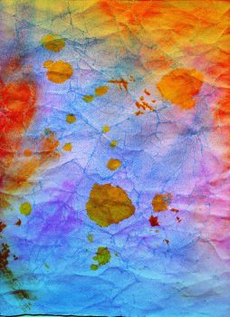 Crumpled Paper 99 by Tackon
