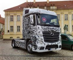 Actros by Lew-GTR