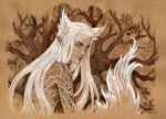 King of Purrkwood by Candra