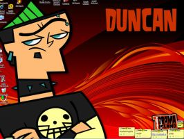 Duncan Wallpaper by JackSkellingtonsGal