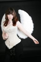 Innocent Angel by LisaValoStock