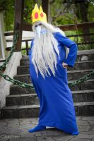 Ice King Cosplay 3 by ViluVector
