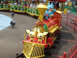 The Pichu Brothers' Railway 2 by POKePARK
