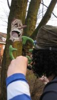 Zombietrees everywhere... by Yonka-Two