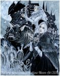Bloodborne - Come back to me by Hollow-Moon-Art