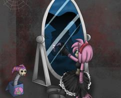 No Reflection - The Mirror by raikoufighter
