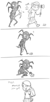 Don't Starve togeather by GoreFeathers