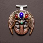 another trilobite pendant by morpho2012