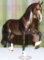 Breyer WEG Keltic Salinero - Stock 3 by Lovely-DreamCatcher