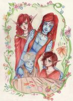 WoW Exchange: Malis and Amirynth by ShaeUnderscore
