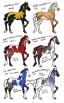 They Come in Many Colors by daughterofthestars