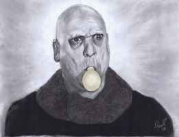 Uncle Fester by ShortFuseArt