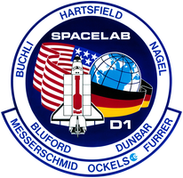 STS-61-A by GeneralTate
